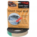 "HushMat Sound and Thermal Material Quiet Foam Tape 1"" x 20'"