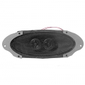 1967-68 Dual Voice Coil Dash Speaker with A/C & 1969-73 All