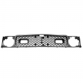 1971-72 Grille, Mach 1 w/ Molding