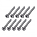 1969-70 Console Mounting Screw Kits-10 pcs
