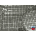 1965-66 Trunk Mats 2+2, Plaid