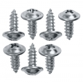 1965-66 Glove Box Insert Screw Kit, 7 Screws