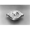 "1966-71 Reproduction Radiator Cap ""Autolite"" Stamping, Zinc Plated"