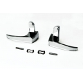 1967 Front Door Vent Window Handles Pair