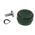 1968-73 Window Handle Knobs Green
