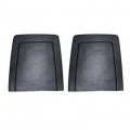 1969-73 Plastic Seatbacks 1972-73 Pair