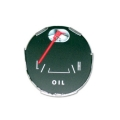 1965-66 Mustang Oil Gauges W/ Round Speedometer