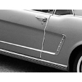 1967-68 Mustang Door Edge Guards