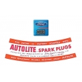 Autolite Equipped Air Cleaner Decal
