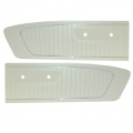 1965 Standard Door Panels, White