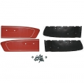 1965 Red 2+2 Door Panel Kit