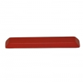 1964-65 Standard Arm Rest Pad, Red, Each