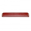 1966 Standard Arm Rest Pad, Red, Each