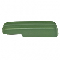 1971-73 Standard Arm Rest Pad, Medium Green, LH