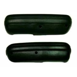 1969-70 Standard Arm Rest Pad, Black, RH