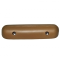 1967 Standard Arm Rest Pad, Saddle, Each
