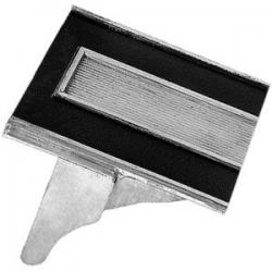 1965-66 Console Plate (Non-A/C Console)