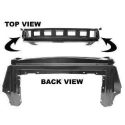 1967-68 Rear Seat/Trap Door Panel (Fastback)