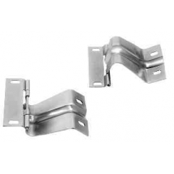 1967-70 Trap Door Hinges (Fastback)
