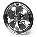 RALLY WHEEL COVERS SET OF 4 - WITHOUT CENTERS