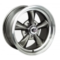 "1965-73 MUSTANG REV CLASSIC 100 WHEEL 15""X 7"" EACH - GRAY"