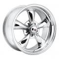 "1965-73 MUSTANG REV CLASSIC 100 WHEEL 17""X 7"" POLISHED EACH"