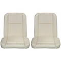 1965-66 Pony Seat Foam-Pair Buckets