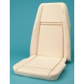 1970 Std/Dlx Seat Foam-One Bucket