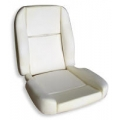 1965-67 Sports Seat/Seat Foam-One Bucket