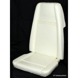 1969-70 Sports Seat/Seat Foam-One Bucket