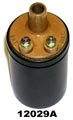 1964-68 REPRODUCTION YELLOW TOP IGNITION COIL