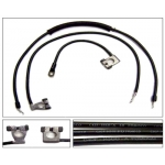 1964-73 REPRODUCTION BATTERY CABLE SET