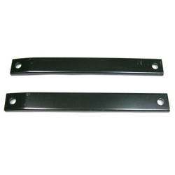 1967-70 STONE GUARD/VALANCE MOUNTING BRACKET PAIR