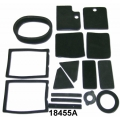 1965-68 HEATER CASE GASKET SET (EXC. 67-68 W/AC)