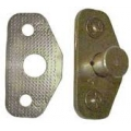 1965-66 Door Latch Striker Plate