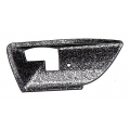1971-73 Deluxe Interior Door Handle Trim Plates