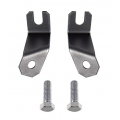 1964-65 PARKING BRAKE CABLE BRACKETS