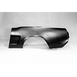 1965-66 FULL QUARTER PANEL ASSEMBLY COUPE, RH