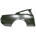 1965-66 FULL QUARTER PANEL ASSEMBLY 2+2 RH 2PC