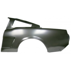 1965-66 FULL QUARTER PANEL ASSEMBLY 2+2 LH 2PC