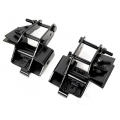 1964-65 MOTOR MOUNT BRACKETS - PAIR