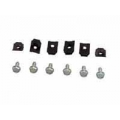 1965-66 Grille Molding Mounting Kit (8 pieces)