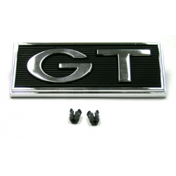 "1968 ""GT"" Name Plate"