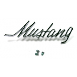 "1969-73 ""Mustang"" Name Plate"