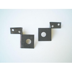 1965 Grille Bar Mounting Bracket (Pair)