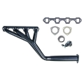 1964-73 TRI-Y HEADERS - BLACK