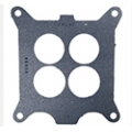 1965-72 CARBURETOR MOUNTING GASKET - 1965-66 289-4BBL (exc. 66 GT350 & Hi Po) (2); 1969 390-4BBL carb to spacer; 1965-72 CARBURETOR MOUNTING GASKET1968 390-4BBL (2); 1967 427 (2); 1968-69 428 (exc. CJ); 1969-72 429-4BBL spacer to manifold.