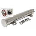 "13"" STAINLESS STEEL RADIATOR OVERFLOW TANK"
