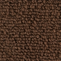 1967-68 Mustang Coupe Nylon Complete Trunk Carpet Kit (Brown)