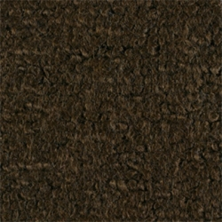 1965-70 Mustang Fastback 80/20 Fold Down Carpet (Dark Brown)
